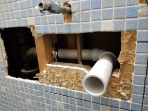 Thome Plumbing offers bathroom plumbing services.