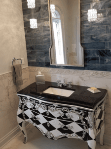 Thome Plumbing high end sink remodeling project.
