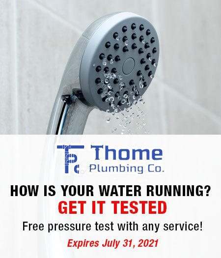 Thome Plumbing Specials